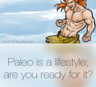 Paleo is a lifestyle…